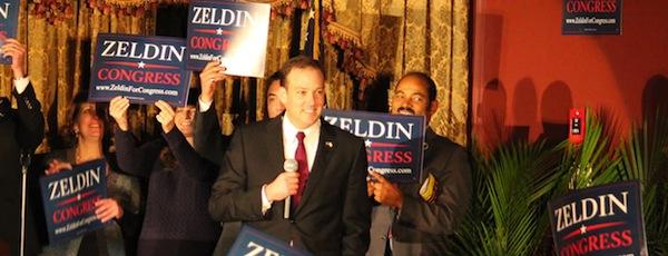 Lee Zeldin kicks off his congressional campaign | Courtesy Lee Zeldin for Congress