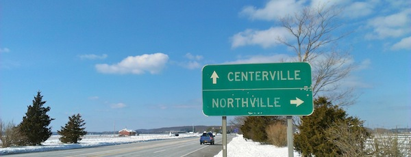 Where is Centerville, Anyway?