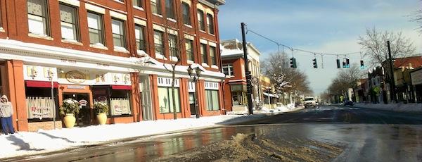 Downtown Riverhead