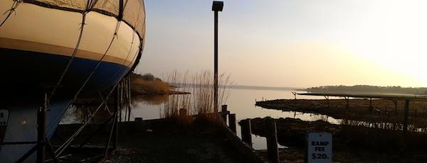 Reeves Bay, Sunrise, Saturday