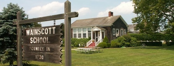 East Hampton is exploring the possibility of building a new affordable housing complex in Wainscott, which could double the number of students who attend the one-room Wainscott School.