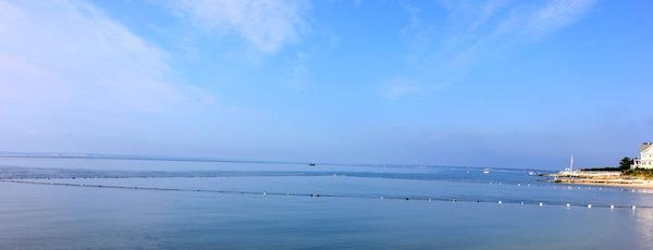 Summer's End countdown, Peconic Bay