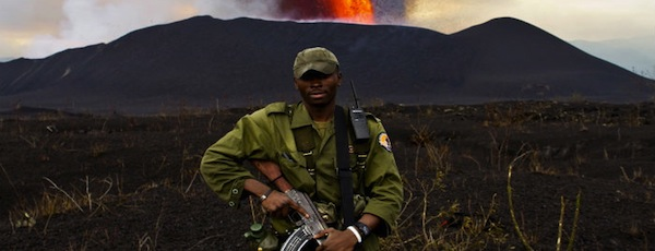 The breathtaking Virunga National Park, a UNESCO world heritage site in eastern Congo, is under attack from many sides.
