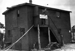 The Ice House in 1937.