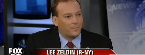 Lee Zeldin on Fox News Sunday