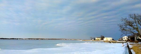 Ice & Sky