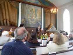 Easter at Southold's First Universalist Church | First Universalist Church Facebook photo
