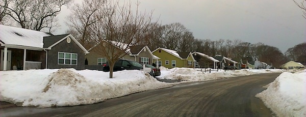 The Cottages in Mattituck contains much of the owner-occupied affordable housing in Southold Town.