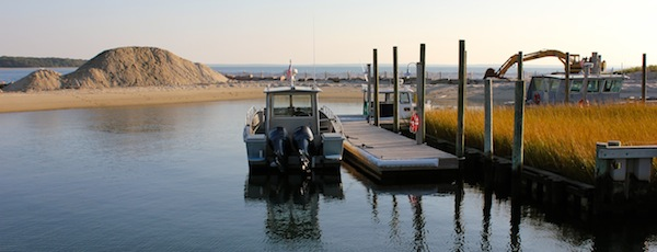 Southold is planning to move forward on a study of what can be done to protect its coastline.