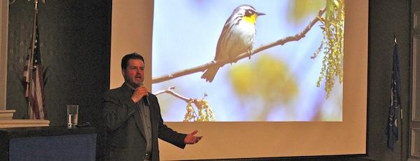 Tom Auer Audubon Society climate change