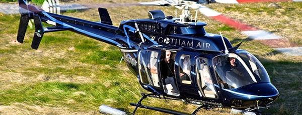 Gotham Air East Hampton Quiet Helicopter