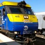 LIRR train East End