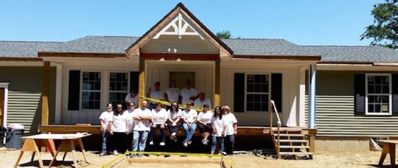 Habitat for Humanity Orient house