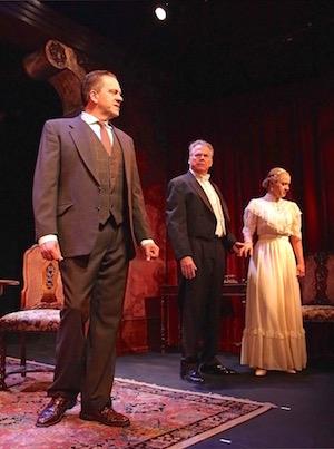 Edward A. Brennan, Daren Kelly and Amanda Griemsmann. Tom Kochie photo.