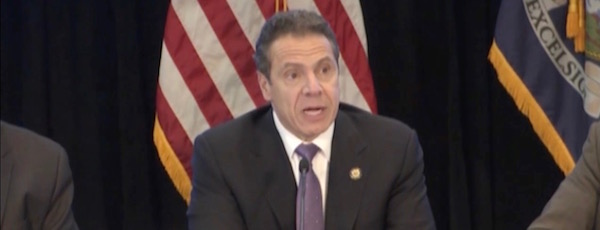 Governor Cuomo announced the new Long Island water initiatives on Thursday