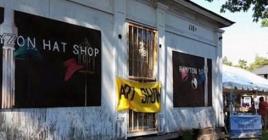 The Lyzon Hat Shop in Hampton Bays