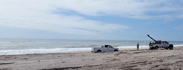 Ocean perils, Hampton Bays