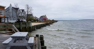 Another gray day, South Jamesport