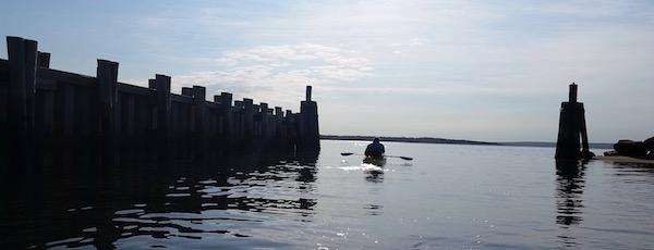New Suffolk kayak heaven