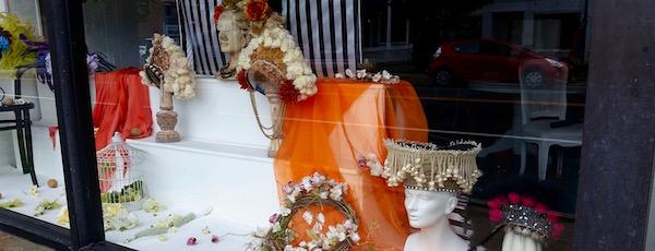 """Crowning Glory"" on Southold's Main Street."