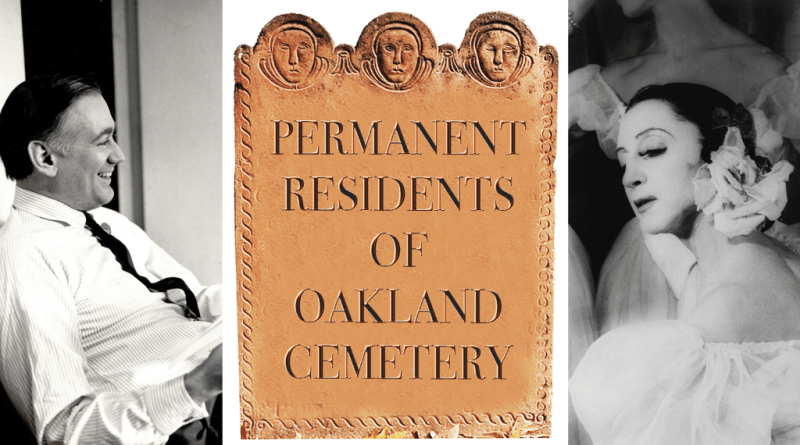 """The Sag Harbor Partnership has launched a new self-guided walking tour, """"Permanent Residents of Oakland Cemetery."""""""