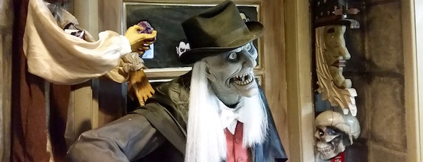 Last Chance Scare at Ye Olde Party Shoppe