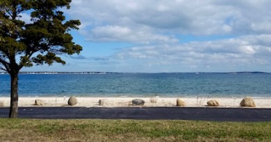 Tuesday, Nassau Point