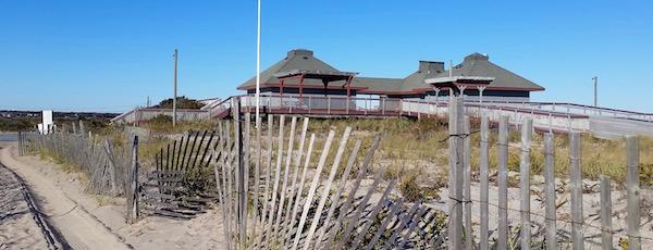 The Ponquogue Beach Pavilion