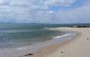 Potato Rock from New Suffolk Beach, Wednesday afternoon.