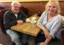 Paul and Linda Nuszen  |  Gianna Volpe photo
