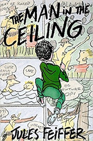 """""""The Man in the Ceiling"""""""
