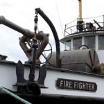 Fire Fighter returned to Greenport Thursday night.