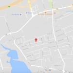 The assault was reported near Atlantic Avenue in Hampton Bays.