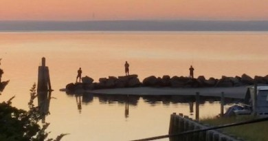 Daybreak Fishermen