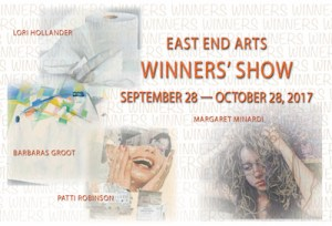 Opening Reception for East End Arts Winners' Show