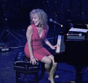 """Judy Carmichael's """"Sexy Songs and Lovely Laments"""" at Bay Street Theatre"""