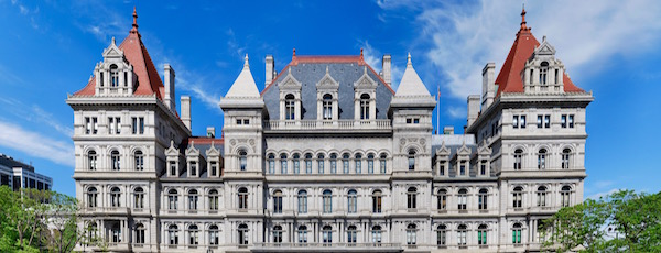 The New York State Capitol