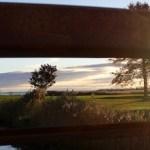 Indian Island sunrise, Tuesday