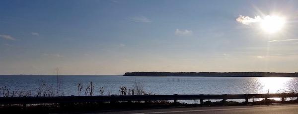 Shinnecock Bay, Monday