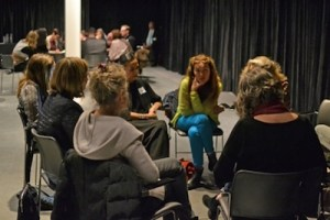 People's State of the Union Story Circle at Parrish Art Museum