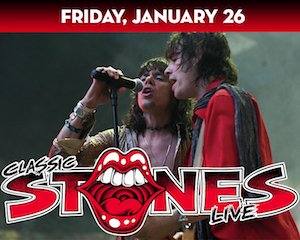 Classic Stones Live with The Glimmer Twins at The Suffolk Theater