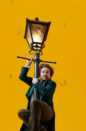"National Theatre Live Screening: ""Young Marx"" at Guild Hall"