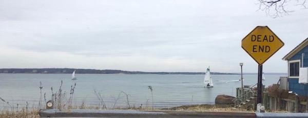 Spring Sailing