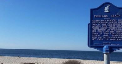 Wednesday at Truman's Beach, Orient