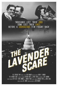 "HT2FF Screening of ""The Lavender Scare"" at Southampton Arts Center"