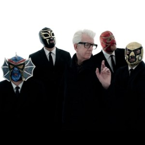 Nick Lowe and Los Straitjackets at the Westhampton Beach PAC