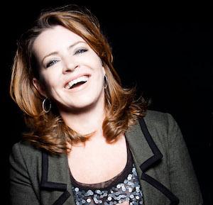 Comedian Kathleen Madigan at the Westhampton Beach PAC