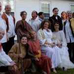 """The cast of Northeast Stage's production of """"Much Ado About Nothing."""""""