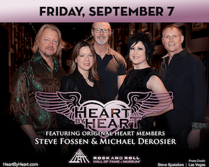 Heart by Heart at The Suffolk Theater