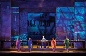 """The Met Live in HD: Muhly's """"Marnie"""" at Guild Hall"""